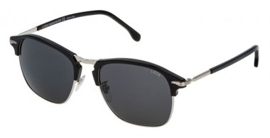 Sunglasses - Lozza - SL2292M COMO 5 - 0579  BLACK SHINY PALLADIUM // GREY