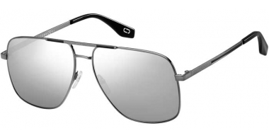 Sunglasses - Marc Jacobs - MARC 387/S - 807 (T4) SILVER // SILVER MIRROR