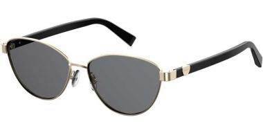 Sunglasses - Max & Co - MAX&CO.403/S - 3YG (IR) LIGHT GOLD // GREY