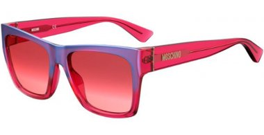 Sunglasses - Moschino - MOS064/S - C9A (3X) RED // PINK GRAIDENT