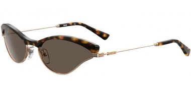 Sunglasses - Moschino - MOS067/S - 086 (IR) DARK HAVANA // GREY