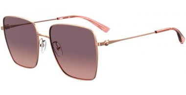 Sunglasses - Moschino - MOS072/G/S - DDB (3X) GOLD COPPER // PINK GRADIENT
