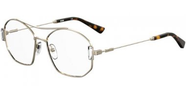 Frames - Moschino - MOS563 - 3YG LIGHT GOLD