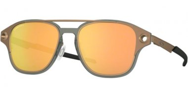 Sunglasses - Oakley - COLDFUSE OO6042 - 6042-05 SATIN TOAST // PRIZM ROSE GOLD