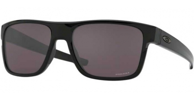 Gafas de Sol - Oakley - CROSSRANGE OO9361 - 9361-32 POLISHED BLACK // PRIZM GREY