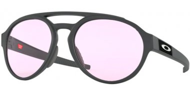 Sunglasses - Oakley - FORAGER OO9421 - 9421-03 MATTE CARBON // PRIZM LOW LIGHT