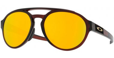 Sunglasses - Oakley - FORAGER OO9421 - 9421-05 POLISHED ROOTBEER // PRIZM 24K POLARIZED
