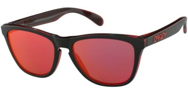 Gafas de Sol - Oakley - FROGSKINS OO9013 - 9013-A7 ECLIPSE RED // TORCH IRIDIUM