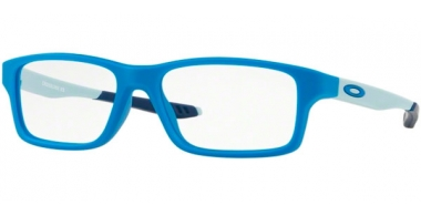 Frames Junior - Oakley Junior - OY8002 CROSSLINK XS - 8002-10 SATIN ELECTRIC BLUE