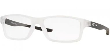 Frames Junior - Oakley Junior - OY8002 CROSSLINK XS - 8002-14 CLEAR SATIN GREY SMOKE