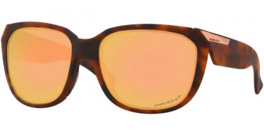 Sunglasses - Oakley - REV UP OO9432 - 9432-10 MATTE BROWN TORTOISE // PRIZM ROSE GOLD POLARIZED