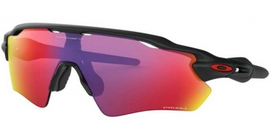 Sunglasses - Oakley - RADAR EV PATH OO9208 - 9208-46 MATTE BLACK // PRIZM ROAD
