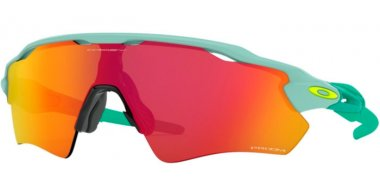 Sunglasses - Oakley - RADAR EV PATH OO9208 - 9208-77 ARCTIC SURF // PRIZM RUBY