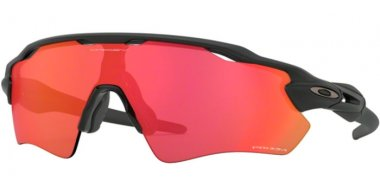 Sunglasses - Oakley - RADAR EV PATH OO9208 - 9208-90 MATTE BLACK // PRIZM TRAIL TORCH