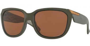 Sunglasses - Oakley - REV UP OO9432 - 9432-04 MATTE OLIVE // PRIZM TUNGSTEN