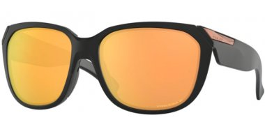 Sunglasses - Oakley - REV UP OO9432 - 9432-08 MATTE BLACK // PRIZM ROSE GOLD POLARIZED