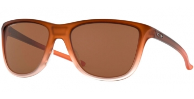 Sunglasses - Oakley - REVERIE OO9362 - 9362-09 ROSE GOLD FADE // PRIZM TUNGSTEN