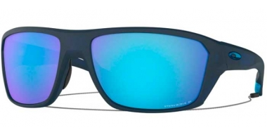 Sunglasses - Oakley - SPLIT SHOT OO9416 - 9416-04 MATTE TRANSLUCENT BLUE // PRIZM SAPPHIRE POLARIZED