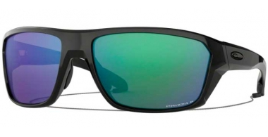 Sunglasses - Oakley - SPLIT SHOT OO9416 - 9416-05 POLISHED BLACK // PRIZM SHALLOW H2O POLARIZED