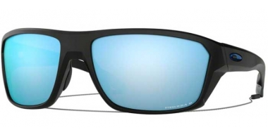 Sunglasses - Oakley - SPLIT SHOT OO9416 - 9416-06 MATTE BLACK // PRIZM DEEP H2O POLARIZED