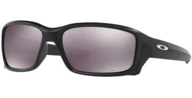 Sunglasses - Oakley - STRAIGHTLINK OO9331 - 9331-14 MATTE BLACK // PRIZM BLACK
