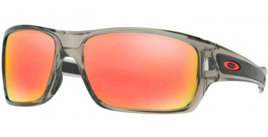Sunglasses - Oakley - TURBINE OO9263 - 9263-10 GREY INK // RUBY IRIDIUM POLARIZED
