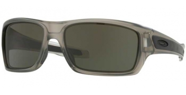 Sunglasses - Oakley - TURBINE OO9263 - 9263-18 MATTE GREY INK // DARK GREY