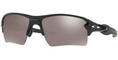 Gafas de Sol - Oakley - FLAK 2.0 XL OO9188 - 9188-72 POLISHED BLACK // PRIZM  BLACK POLARIZED