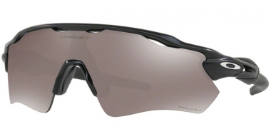 Sunglasses - Oakley - RADAR EV PATH OO9208 - 9208-51 MATTE BLACK // PRIZM BLACK POLARIZED