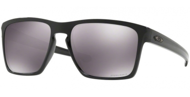 Sunglasses - Oakley - SLIVER XL OO9341 - 9341-17 POLISHED BLACK // PRIZM BLACK