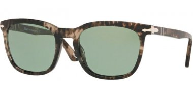 Sunglasses - Persol - PO3193S - 106352 SPOTTED GREY BLACK // GREEN