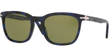 Sunglasses - Persol - PO3193S - 10994E BLUE GRID // GREEN