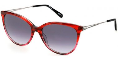 Sunglasses - Pierre Cardin - P.C. 8485/S - 573 (9O) RED HORN // DARK GREY GRADIENT