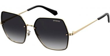 Sunglasses - Polaroid - PLD 4091/S - 2F7 (WJ) GOLD GREY // GREY GRADIENT POLARIZED