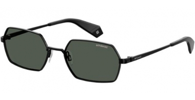 Sunglasses - Polaroid - PLD 6068/S - 807 (M9) BLACK // GREY POLARIZED