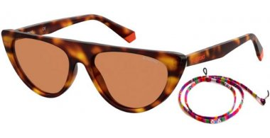 Sunglasses - Polaroid - PLD 6108/S - L9G (HE) HAVANA ORANGE // COPPER POLARIZED