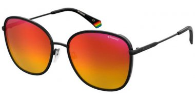 Sunglasses - Polaroid - PLD 6117/G/S - 92Y (DL) RED PINK // RED RAINBOW POLARIZED