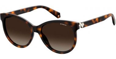 Sunglasses - Polaroid - PLD 4079/S/X - 086 (LA) DARK HAVANA // BROWN GRADIENT POLARIZED