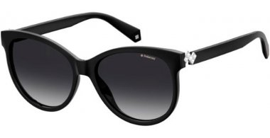 Sunglasses - Polaroid - PLD 4079/S/X - 807 (WJ) BLACK // GREY GRADIENT POLARIZED