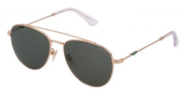 Sunglasses - Police - SPL995  - 0300  ROSE GOLD // GREY GREEN