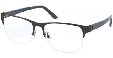 Monturas - POLO Ralph Lauren - PH1196 - 9396 MATTE DARK GUNMETAL