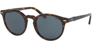 Sunglasses - POLO Ralph Lauren - PH4151 - 500387 DARK HAVANA // GREY BLUE