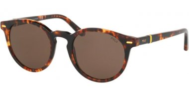Sunglasses - POLO Ralph Lauren - PH4151 - 535173 NEW JERRY TORTOISE // BROWN