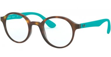 Frames Junior - Ray-Ban® Junior Collection - RY1561 - 3779 MATTE HAVANA