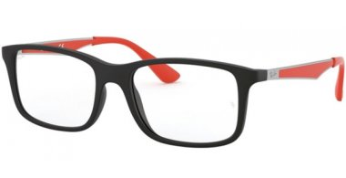 Frames Junior - Ray-Ban® Junior Collection - RY1570 - 3652 MATTE BLACK