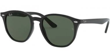 Frames Junior - Ray-Ban® Junior Collection - RJ9070S - 100/71 BLACK // GREEN