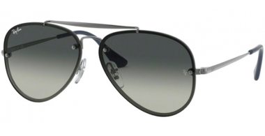 Frames Junior - Ray-Ban® Junior Collection - RJ9548SN - 200/11 GUNMETAL // GREY GRADIENT