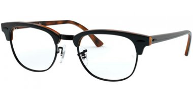 Frames - Ray-Ban® - RX5154 CLUBMASTER - 5909 TOP GREY ON HAVANA