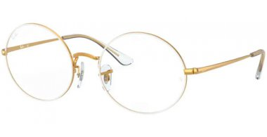Lunettes de vue - Ray-Ban® - RX1970V - 3104 WHITE ON LEGEND GOLD