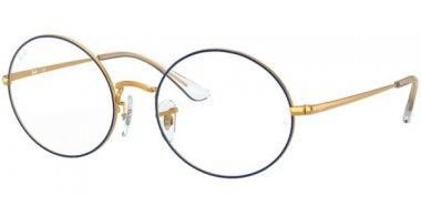 Lunettes de vue - Ray-Ban® - RX1970V - 3105 BLUE ON LEGEND GOLD